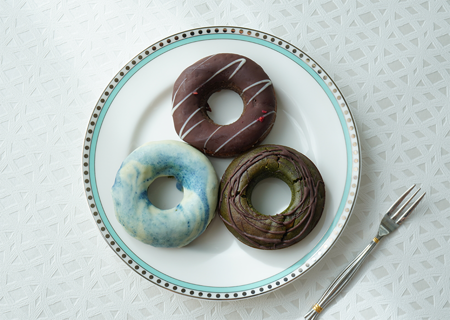 4月のcha-doughnut